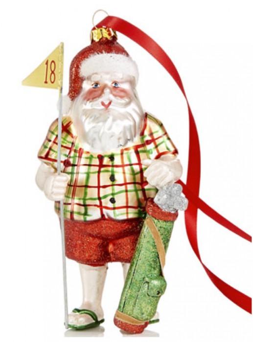 santa-golfer-ornament