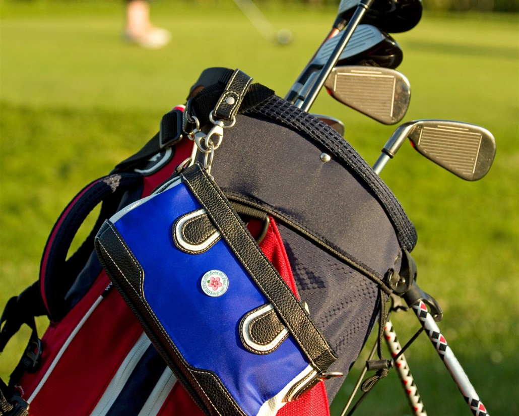 The Birdie Golf Purse 09