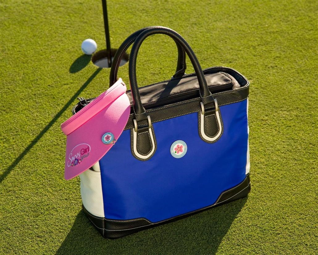 The Signature Golf Purse 08